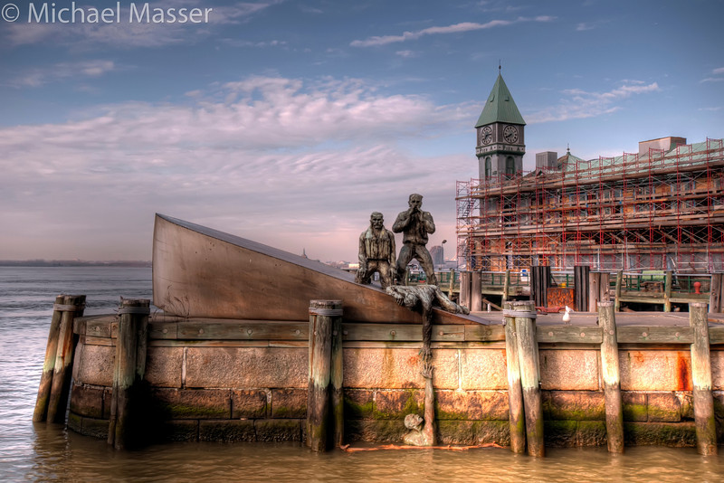 Merchant-Mariners-Memorial-at-Battery-Park-HDR