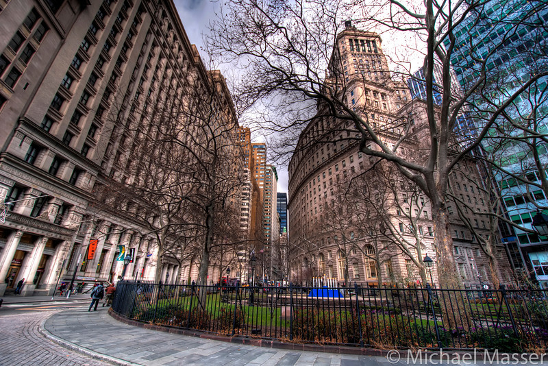 Bowling-Green-and-Broadway-HDR-2