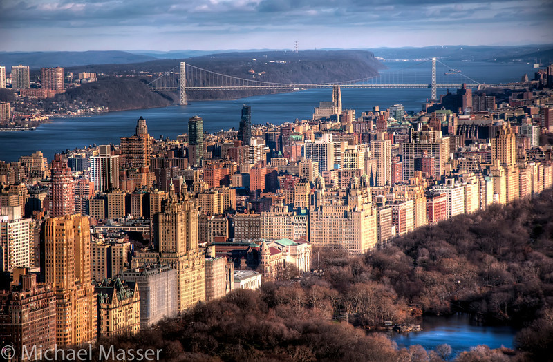 North Manhattan-and-Central-Park-from-Top-of-The-Rock-HDR-2