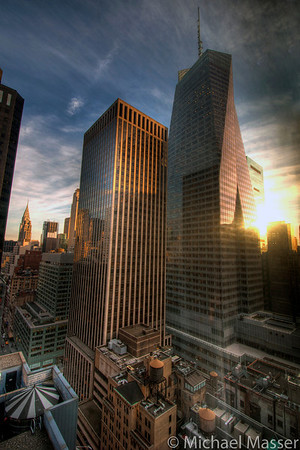 View-from-the-Millennium-Broadway-Times-Sq-Towards-Crysler-Building-Sunset-HDR