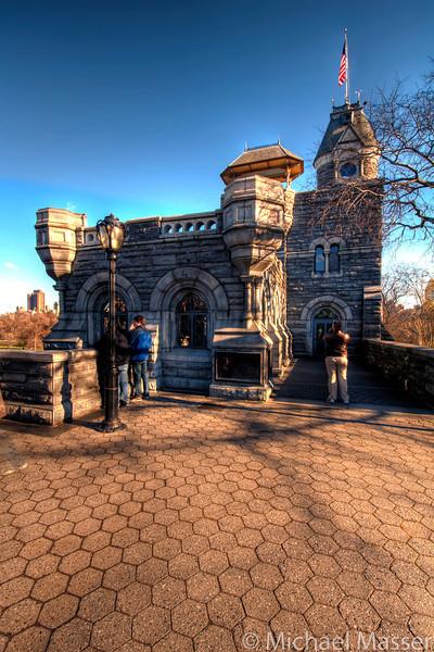 Belvedere-Castle- Central-Park-HDR-1