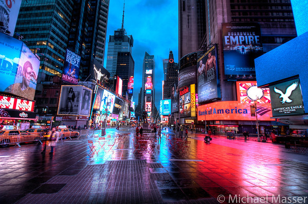 Times-Square-at-Dawn-HDR-2