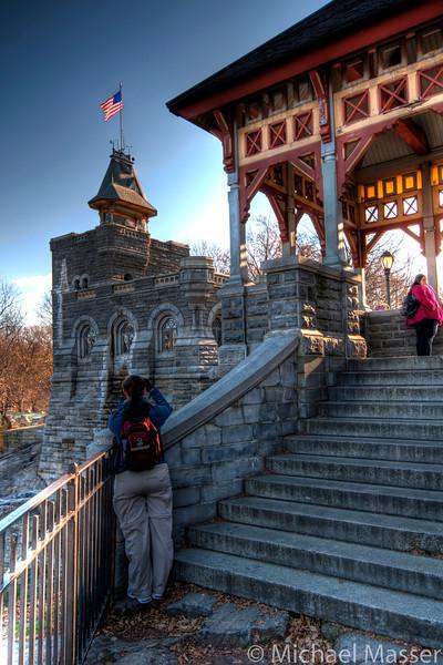 Belvedere-Castle- Central-Park-HDR-2