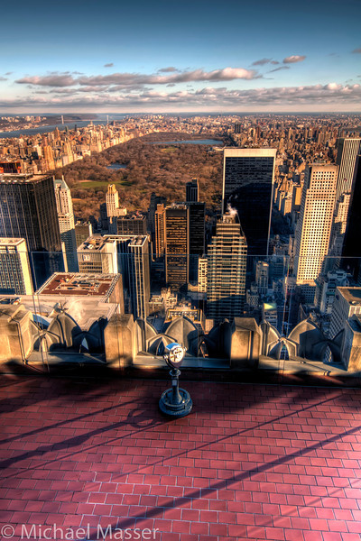 North Manhattan-and-Central-Park-from-Top-of-The-Rock-HDR-5