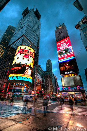 Times-Square-at-Dawn-HDR-3