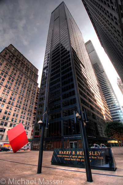 The-Red-Cube-140-Broadway-HDR-4
