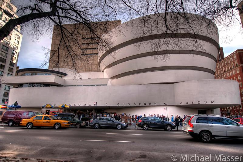 Guggenheim-Museum-HDR-2