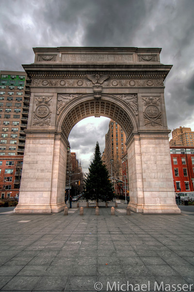 Washington-Square-Arch-HDR