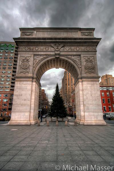 Washington-Square-Arch-HDR