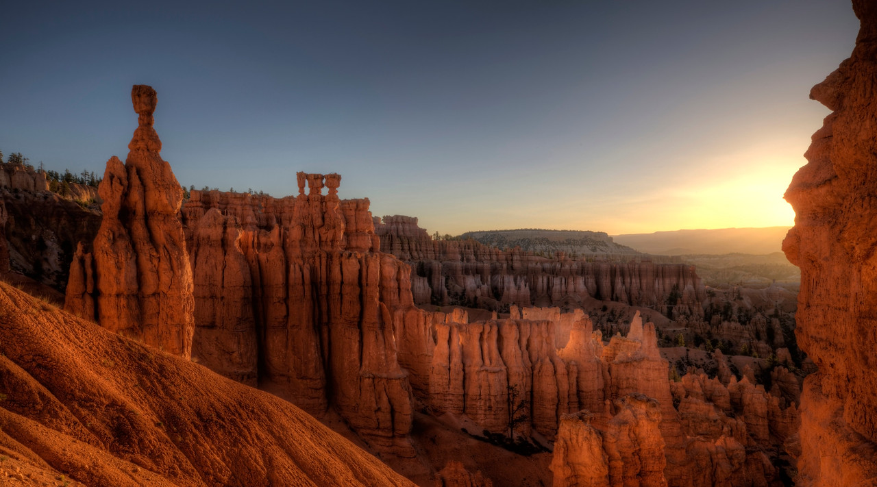 Sunrise - Bryce Canyon National Park