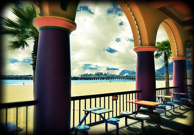 Santa Cruz, Ca - Boardwalk