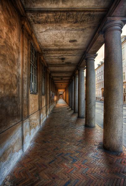 Not so hidden passage