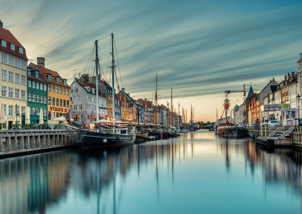 Nyhavn in the Morning