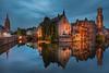 The Little Venice Corner in Bruges