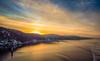 Sunrise going to Osle