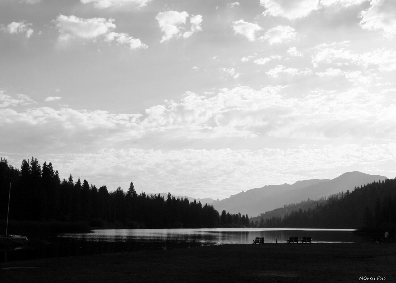 what remains of the daze -  Hume lake -  Sequoia