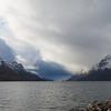 Ersfjorden - vinteren er i anmarsj.