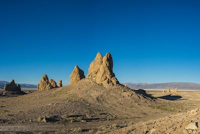 Geologic Desert Rock Formations