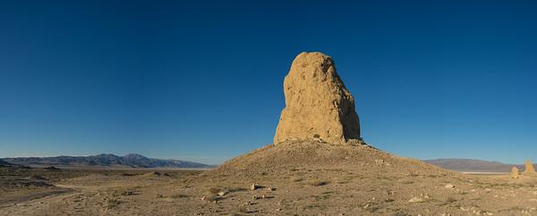 Desert Rock Panorama