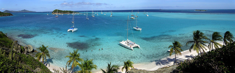 Tobago Cays, St. Vincent and Grenadines, W.I.