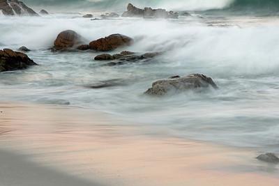 Seascape #7 Evening Mist