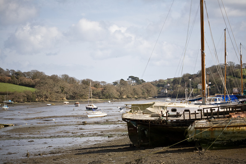 mylor near falmouth cornwall