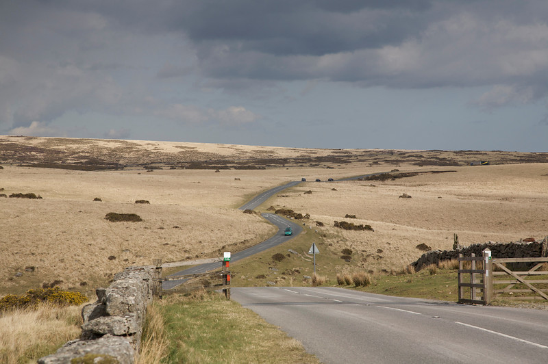 Dartmoor in Cornwall
