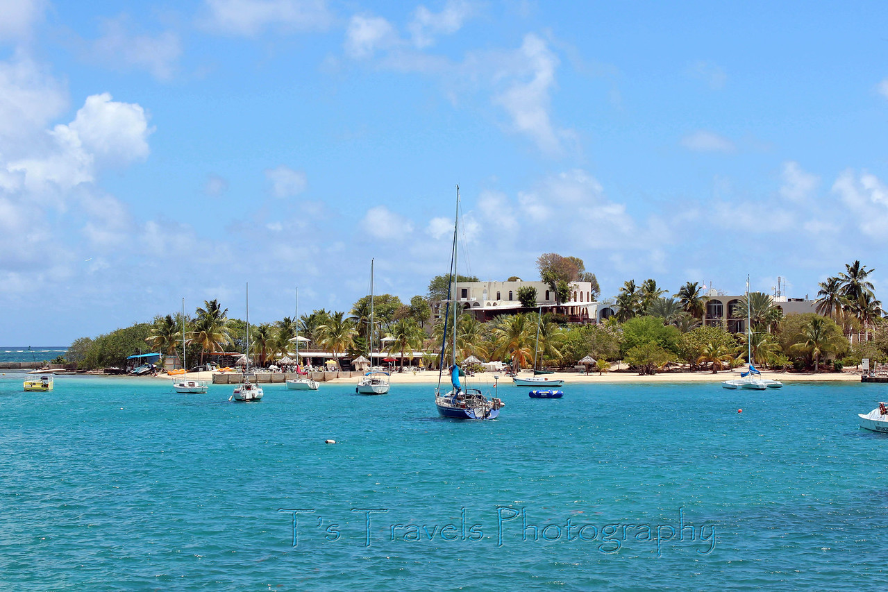 View of Hotel on the Cay, St. Croix '13