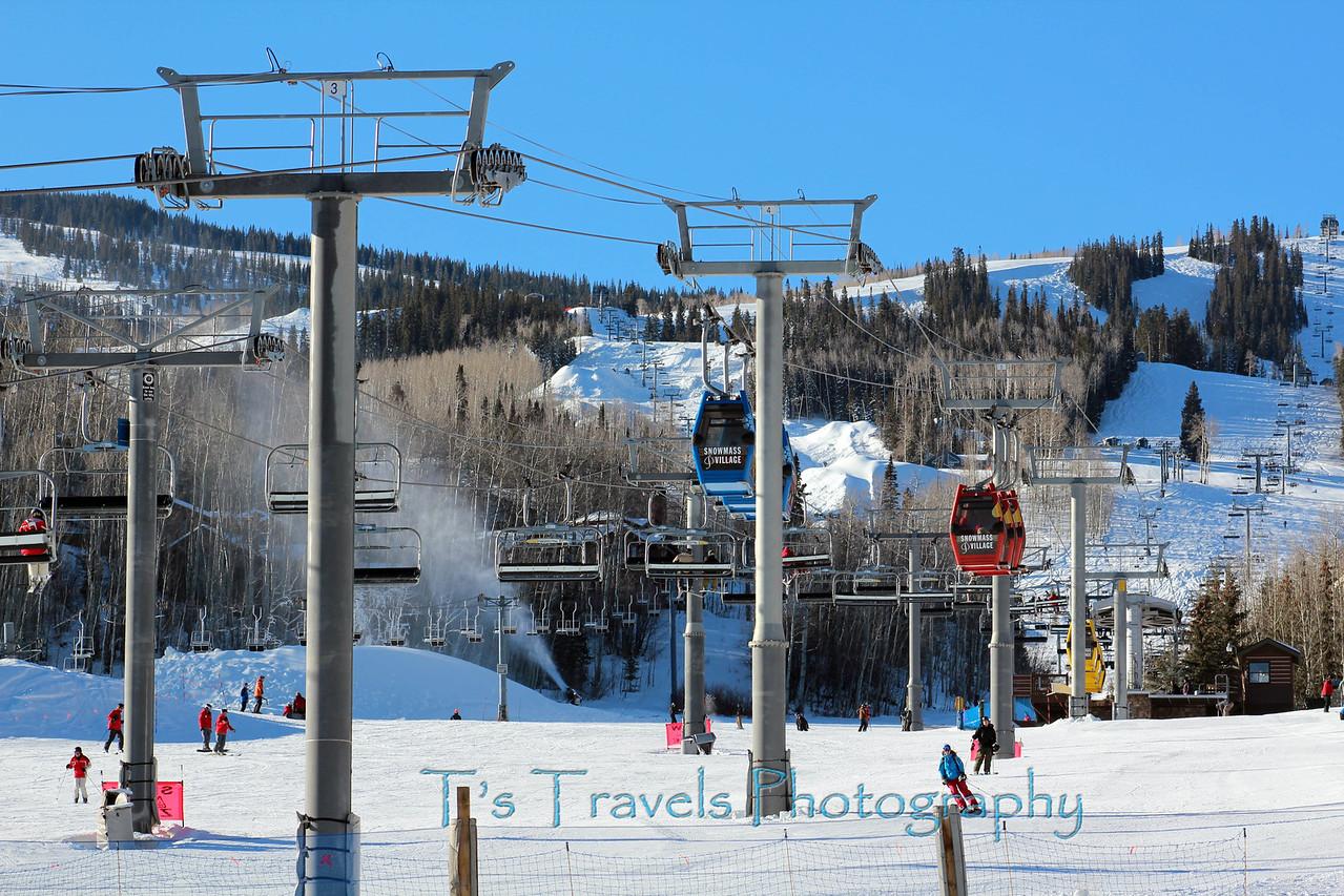 Aspen/Snowmass Ski Resort, Colorado