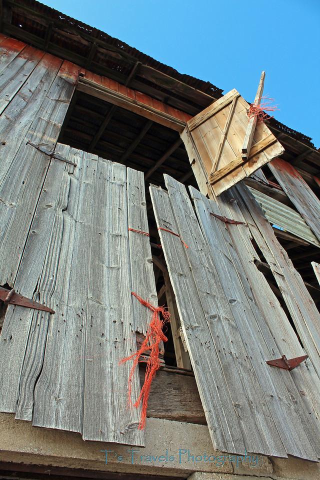 Abandoned Barn, Westminster MD '13