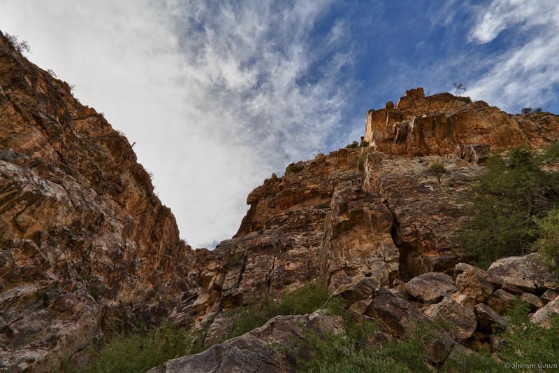 White Tank Mountain Park, Arizona