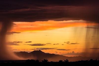 #4 Tucson Monsoon Sunset