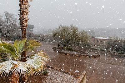 Tucson Snow 2013 -13
