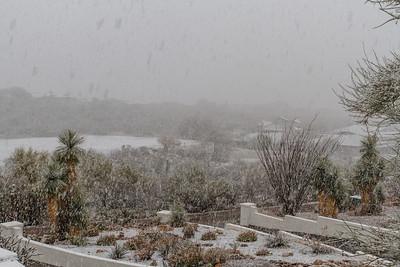 Tucson Snow 2013 -16