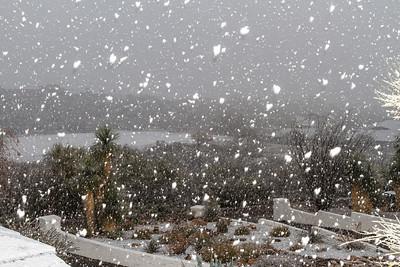 Tucson Snow 2013 -15