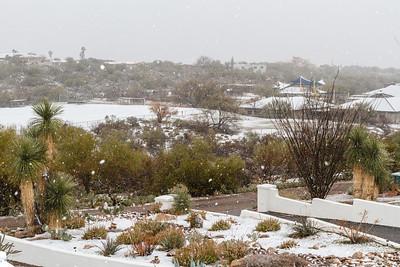 Tucson Snow 2013 -12