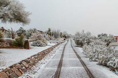 Tucson Snow 2013 -48