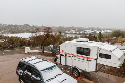 Tucson Snow 2013 -10