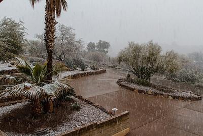 Tucson Snow 2013 -17