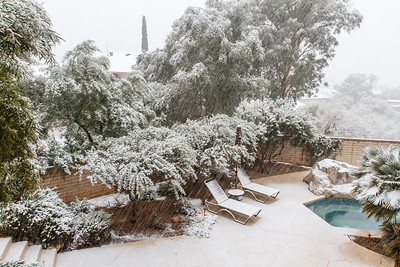 Tucson Snow 2013 -27