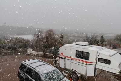 Tucson Snow 2013 -14