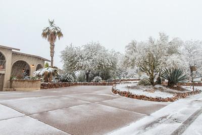 Tucson Snow 2013 -41