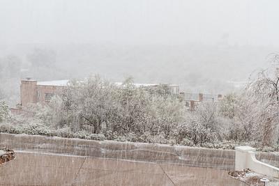 Tucson Snow 2013 -22