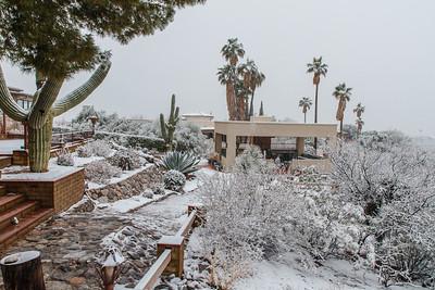 Tucson Snow 2013 -45