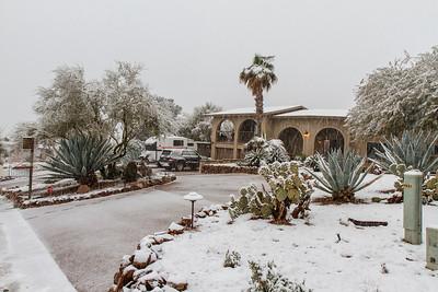 Tucson Snow 2013 -39