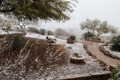 Tucson Snow 2013 -18