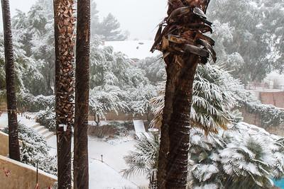 Tucson Snow 2013 -30