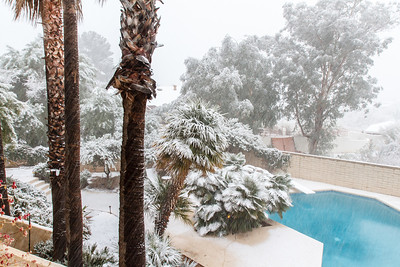 Tucson Snow 2013 -28