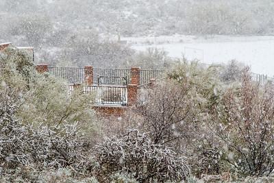 Tucson Snow 2013 -8