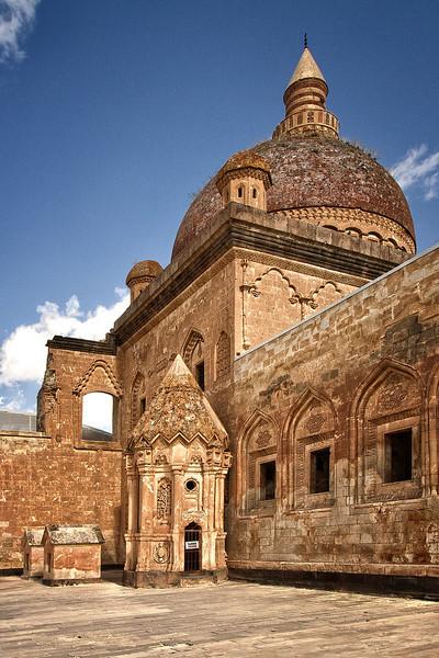 Ishak Pasa Palace, near Dogubayazit